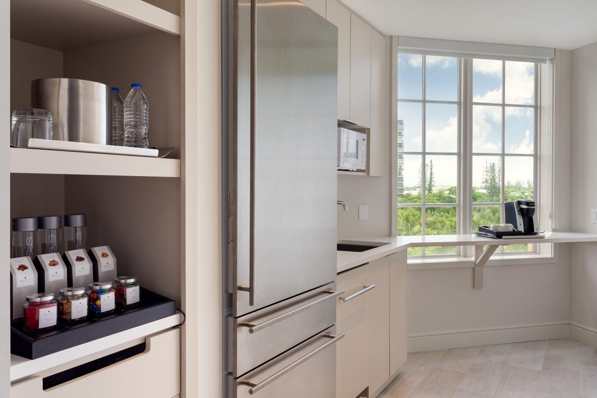 JW Turnberry_Jasmine_Two Bedroom Suite_Kitchen